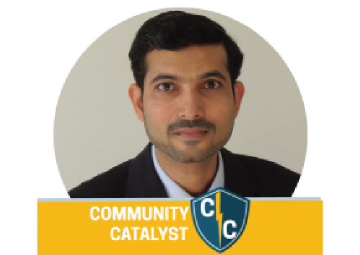 Engineering Unleashed Community Catalyst  Ajmal Khan