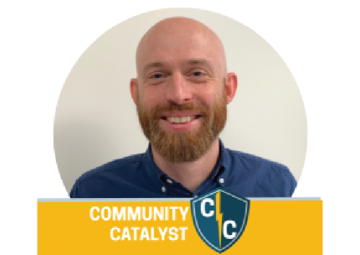 Engineering Unleashed Community Catalyst    Mike Rust