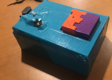 DIY Puzzle: Makerspace Technology for Rapid Prototyping