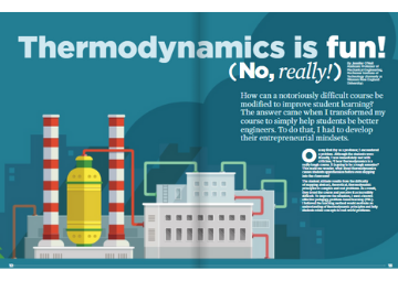 KEENzine Thermodynamics