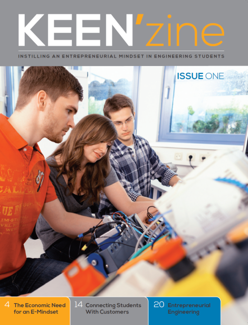 KEENzine Issue 1