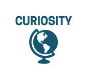Curiosity exemplar card