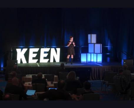 Cristi Bell-Huff KEEN Talk