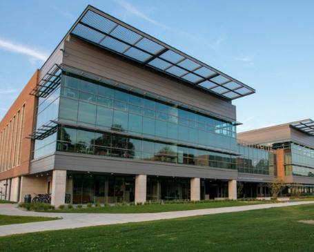 Ohio Northern University Engineering Building