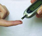 Portable glucose meter